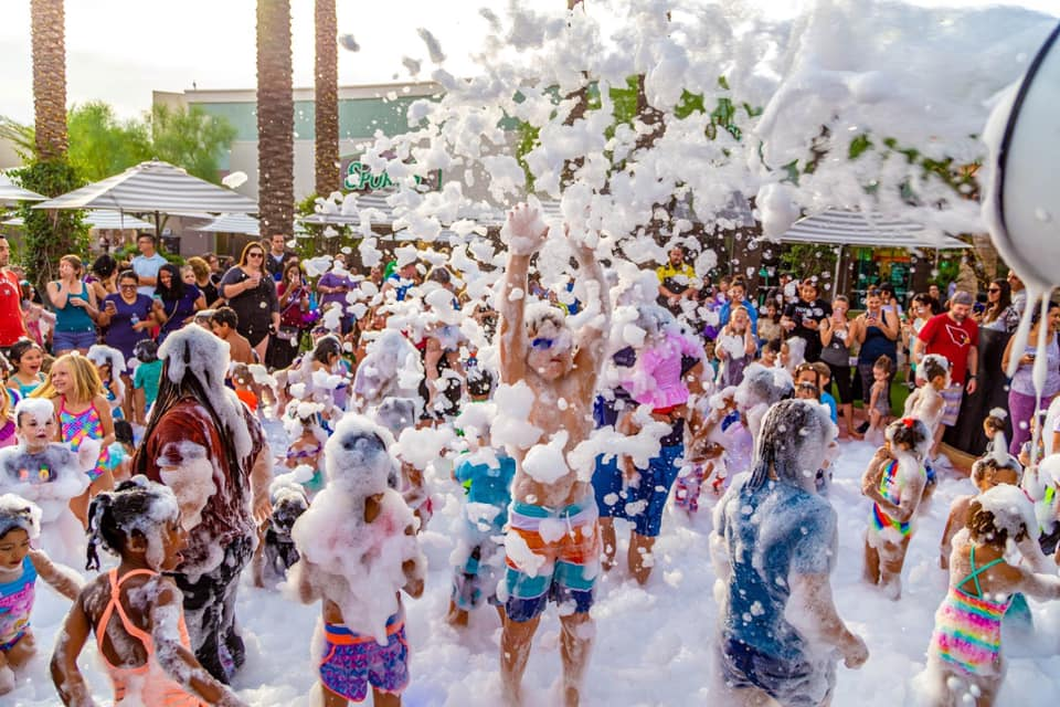 Foam Party San Diego